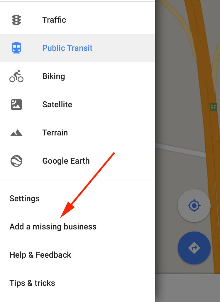 add-local-business-google-maps-app