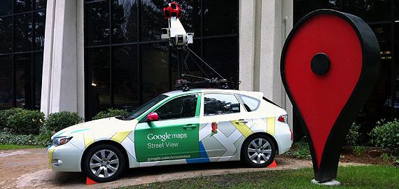 """La nueva """"línea de tiempo digital"""" de Google Maps muestra imágenes de Street View que datan de hace 7 años"""