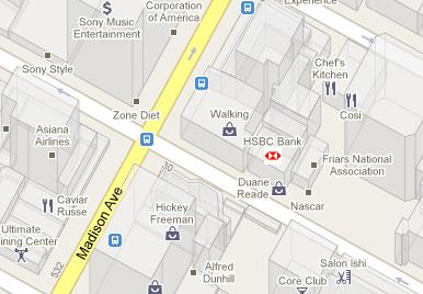 """La prueba de """"iconos de mapas patrocinados"""" de Google Maps llega a EE. UU."""