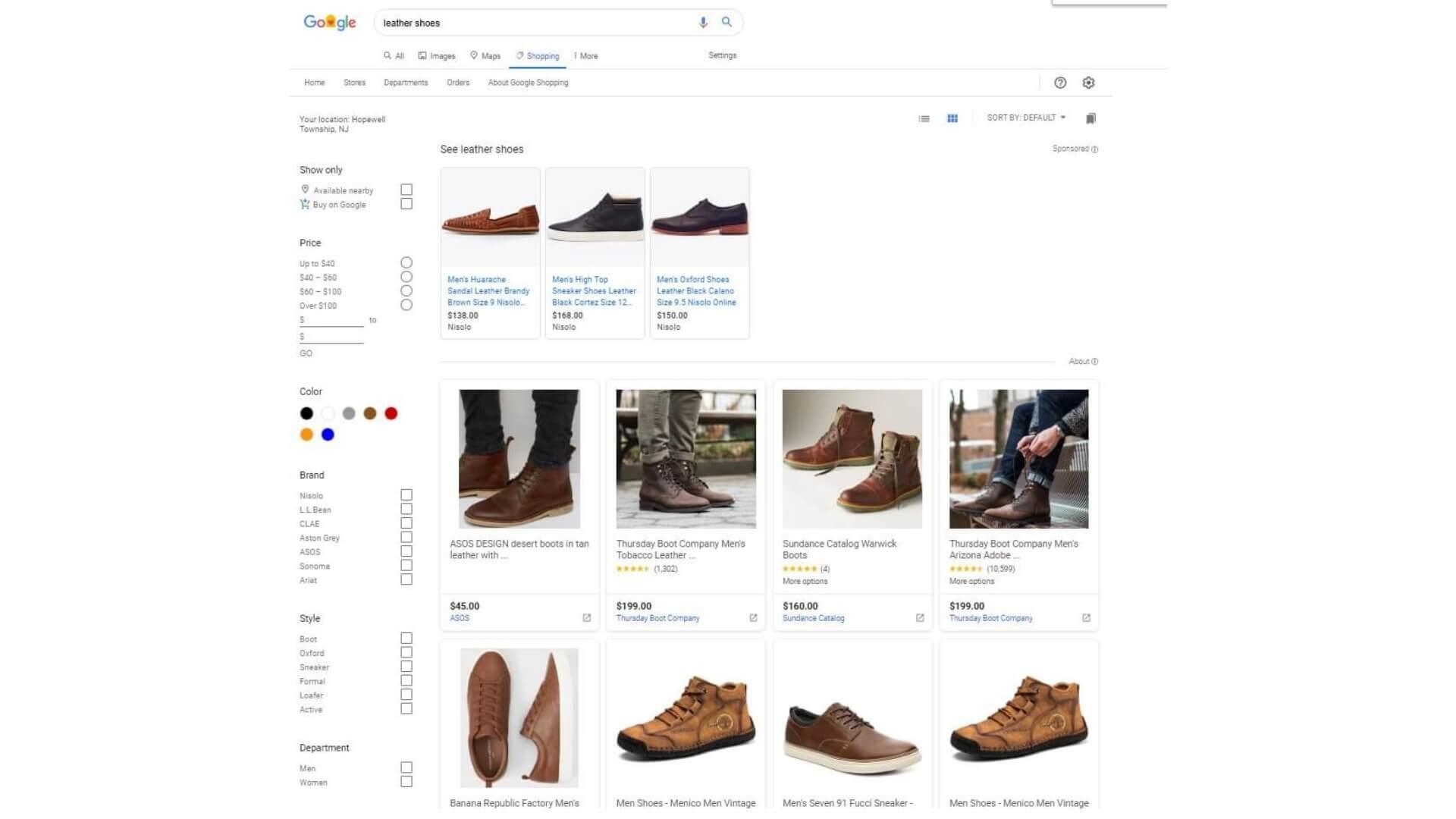 Lanzamiento de la nueva versión gratuita de Google Shopping
