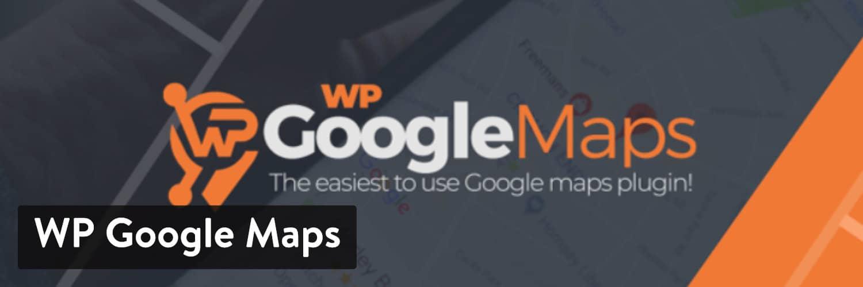 WP Google Maps - Complemento de mapa de WordPress