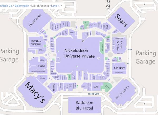 Microsoft hace que los mapas de lugares sean más visibles en Bing