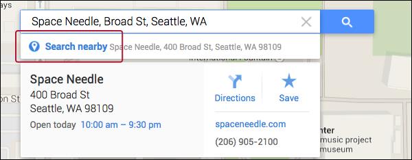 google-maps-search-near