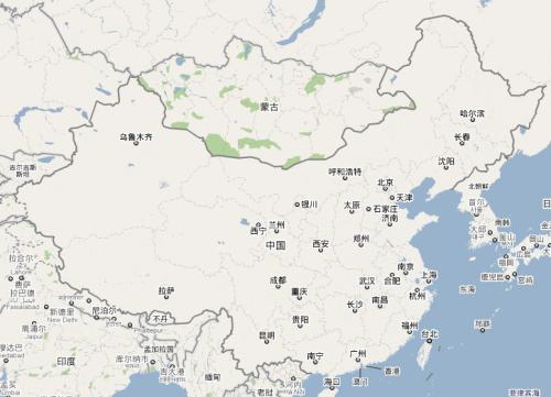 Nuevo dilema de Google China: obtenga la licencia de Maps o piérdase