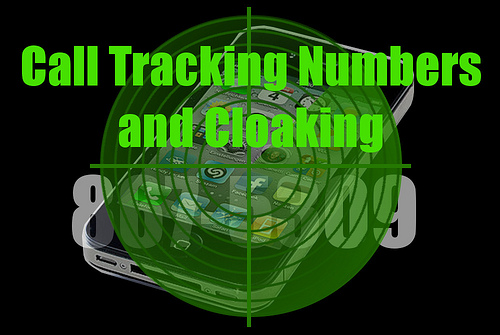 Call Tracking Numbers & Cloaking - SEO implications