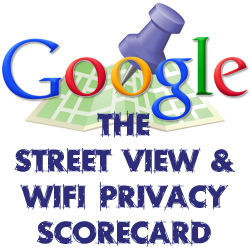 google maps privacy scorecard