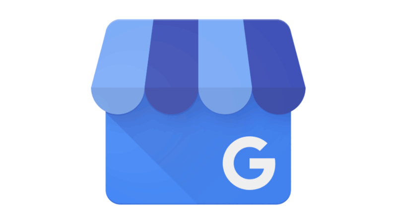 Logotipo de Google My Business