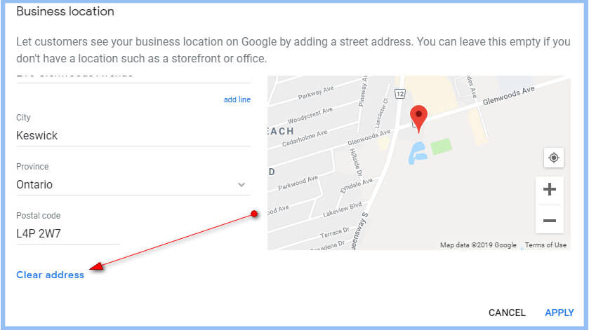 Seis cosas que debe saber sobre el cambio de Google para las empresas del área de servicio