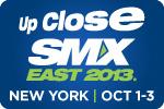 SMX East - Logotipo de cerca