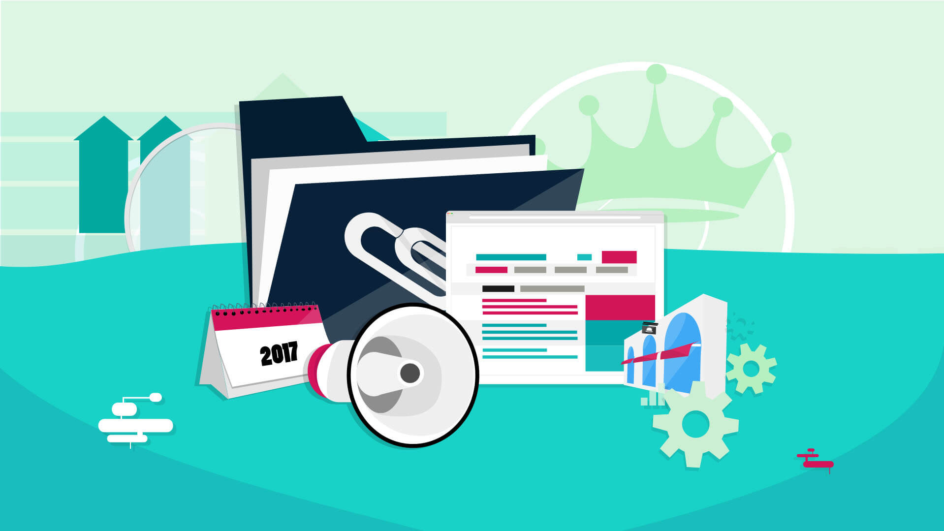 Organic Traffic & Link Building for Small Businesses