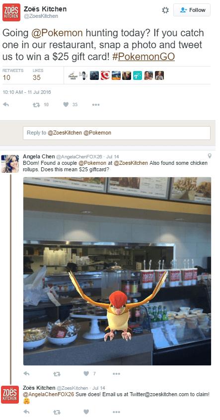 Pokemon Go De La Cocina De Zoes
