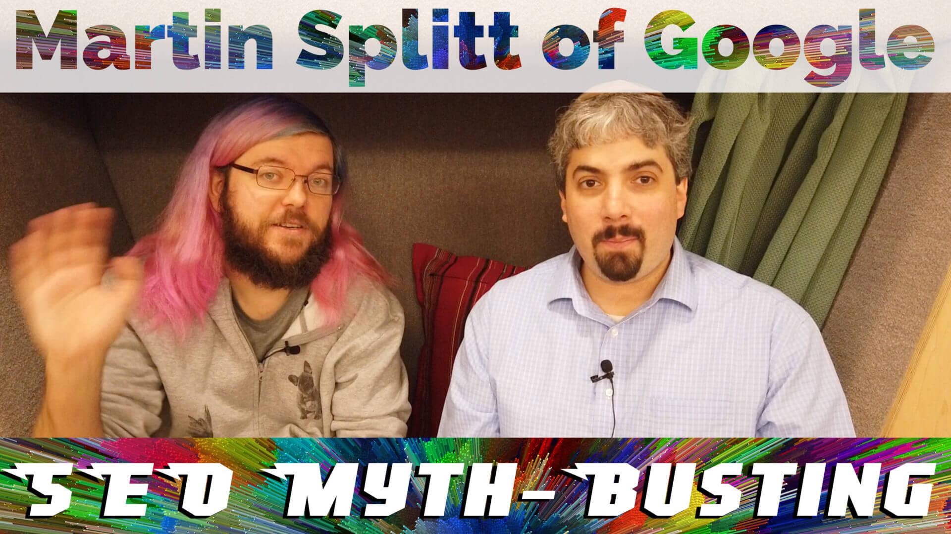 Video: Barry Schwartz y Martin Splitt de Google discuten las tensas relaciones con la comunidad de búsqueda
