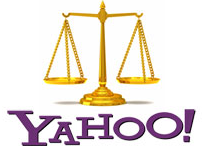 Yahoo legal