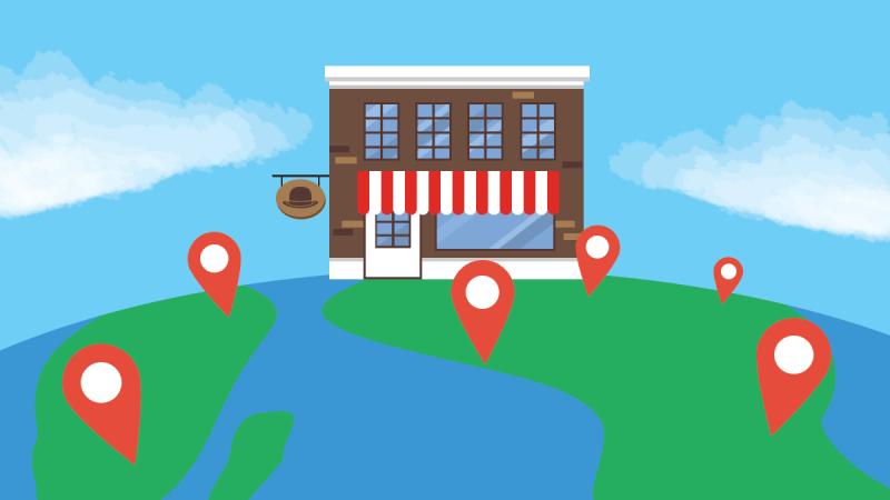 SEO local para empresas con múltiples ubicaciones
