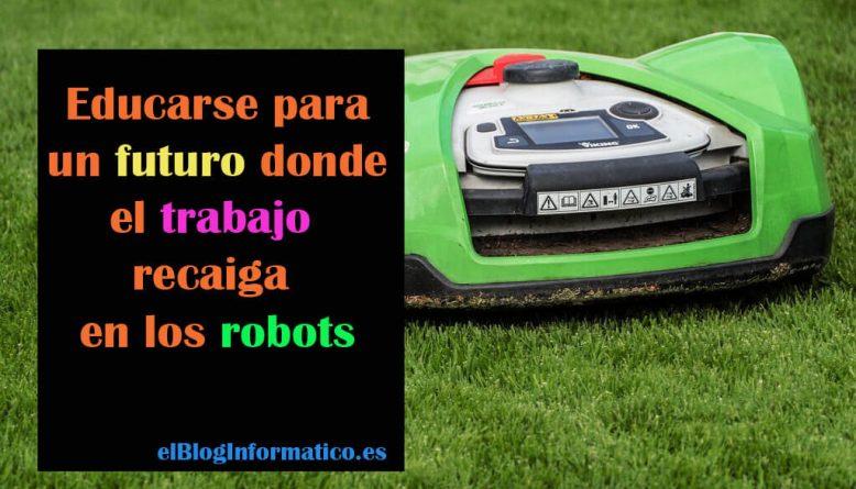 el futuro de los robots